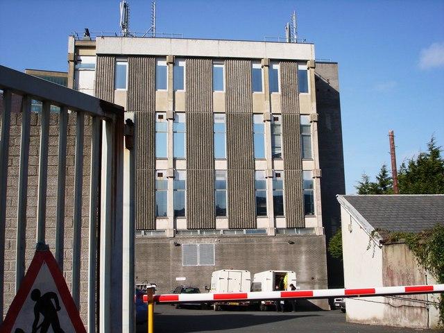 Building, Dendy Road, Paignton