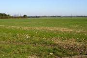 Hengist Field and barns at Sutton Baron