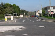 The Roundabout at Goonhavern