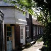 Hogarth's House, from the entrance on Hogarth Lane