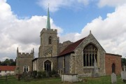 St Mary, Braughing, Herts
