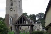 All Saints, Sandon, Herts