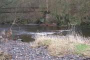 bridge over the river Endrick