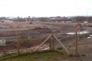 Building Site near Trostre