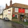 The Golden Lion pub, Broad Oak