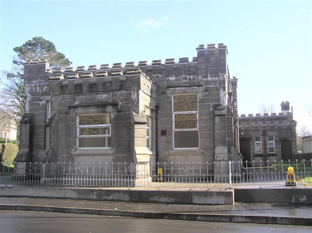 St Pat's Hall, Castlederg