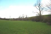 Farmland in the Cadnant Valley