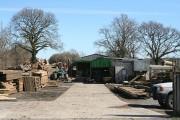 Highampton: sawmill