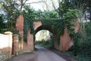 Bridge over Church Lane