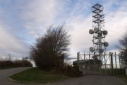 T-Mobile Mast, Castle Cross