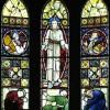 St Peter, Ayot St Peter, Herts - Apse window