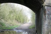 Bridge Over Former Railway Track