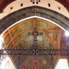 St Peter, Ayot St Peter, Herts - Apse roof
