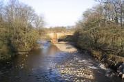Bridge over the Water of Ae