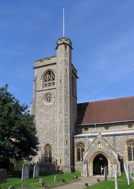 St Mary, Welwyn, Herts