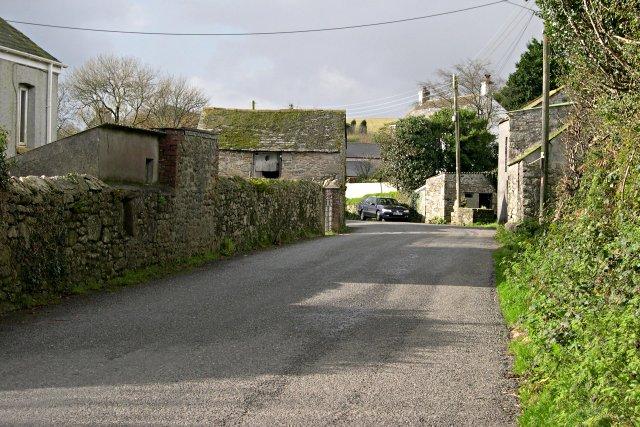 Trethurgy Village