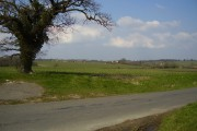 Farmland from the road