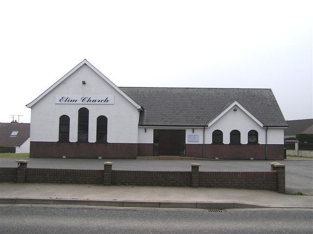 Elim Church, Castlederg