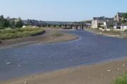 The Wool Bridge Wadebridge