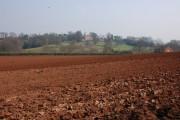 Farmland near Hillpool