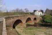 Bridge over the Cluden Water at Newbridge