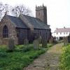 Trefwrdan/Jordanston Hall and church