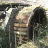 Disused Water Wheel
