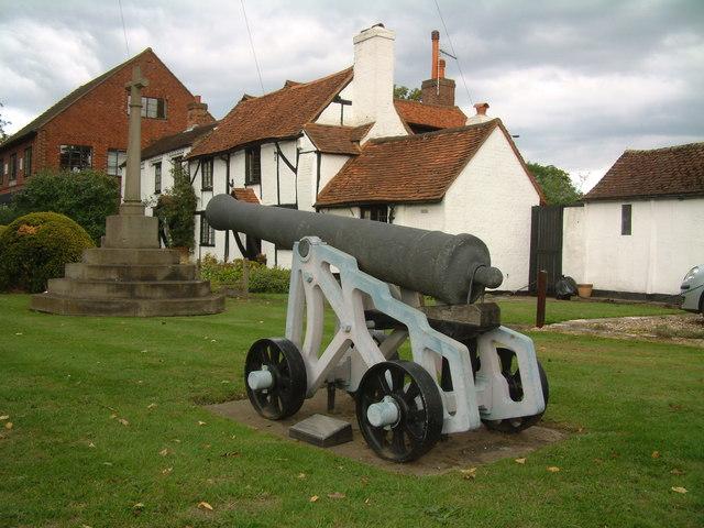 The Chobham Cannon