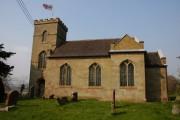 Rushock church