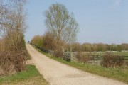 Field Road bridge over the M40