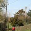 Lane near to Tunstall Hall