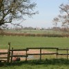 Stile and Fields at High Offley