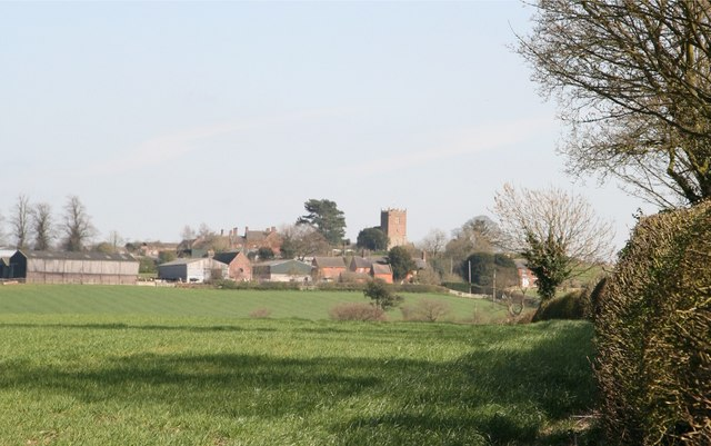 A view of St Mary's from Tunstall Lane