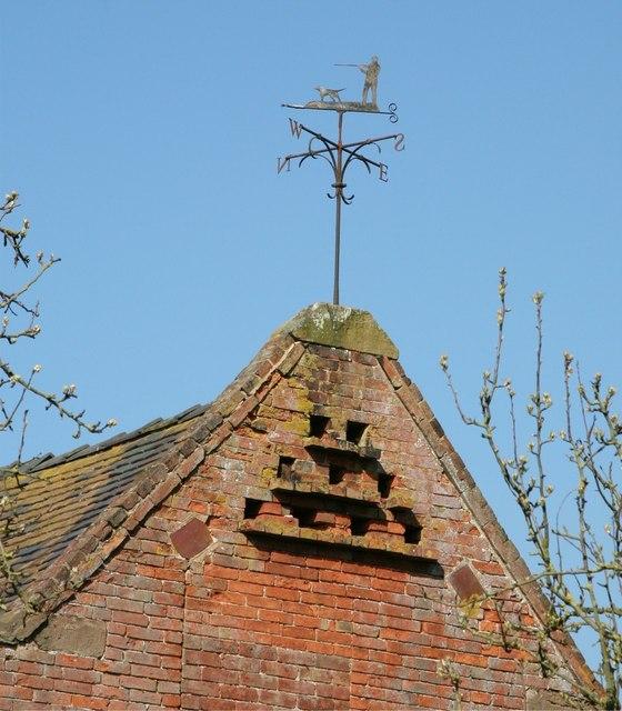Farm building, High Offley