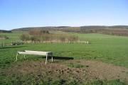 Farmland northwest of Nesbit