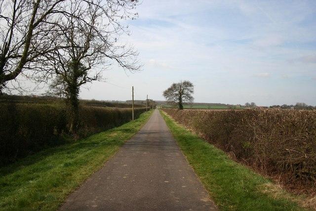 Briars Farm Lane
