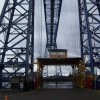 Middlesbrough Transporter Bridge from the South