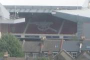 Highbury east stand from the Emirates stadium