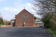 St Mary's Roman Catholic Church, South Stanley