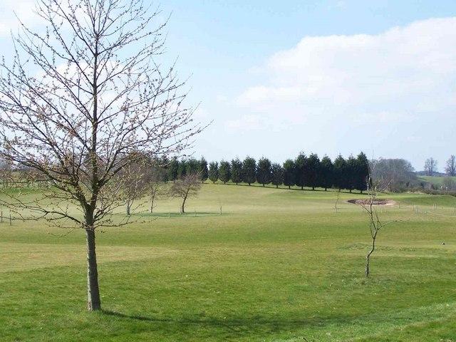 Golf Course, Wyken