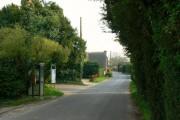 A view south, Wildhern, Hants