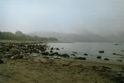 Grey day at Lochbuie