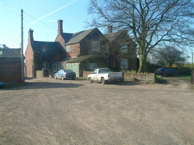 Farmhouse at Longlands
