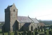 St. David's Church Llanddewi