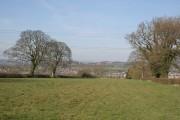 Near Highfields Farm, Upper Tean