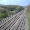 Newport to Abergavenny railway