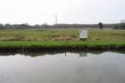 The River Ant and farmland near Wayford Bridge