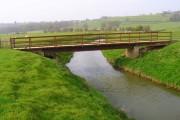 Farm Bridge, River Brede
