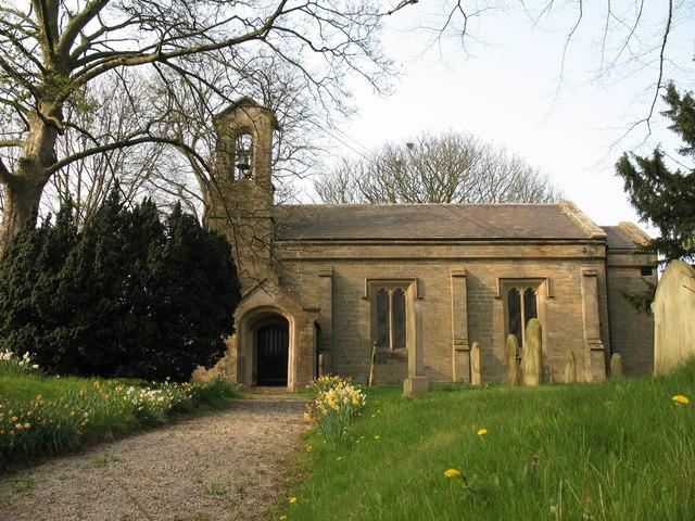 Church of St John the Evangelist, Skipton on Swale