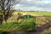 Farmland towards Balmonth